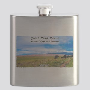 Great Sand Dunes National Park and Preserve Flask