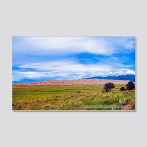 Great Sand Dunes National Park An 20x12 Wall Decal