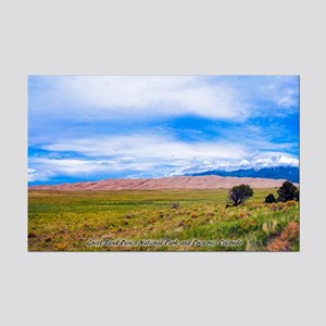 Great Sand Dunes National Park A Mini Poster Print