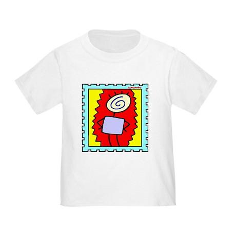 Swril Man Toddler T-Shirt