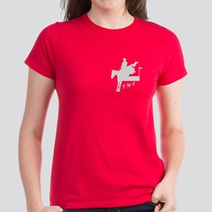 Eventing Women's Dark Colors T-Shirt