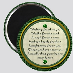 Irish Blessing Magnet
