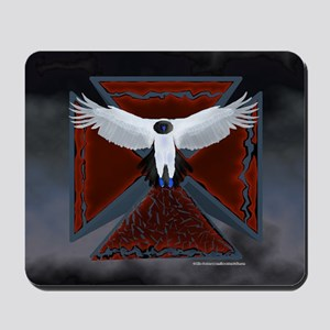 Eagle Cross16 Mousepad