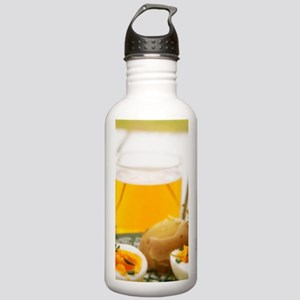 Traditional Swedish su Stainless Water Bottle 1.0L