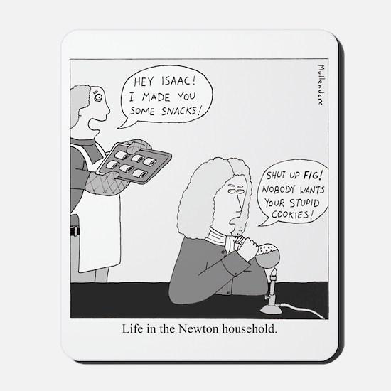 Newtons Mousepad