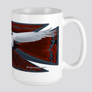 Eagle Cross16 Mugs