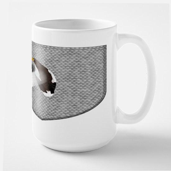 Eagle Shield Large Mug