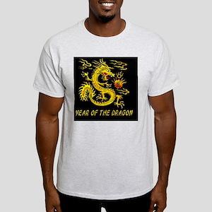YOTD Shoulder BagGold Dragon Black B Light T-Shirt