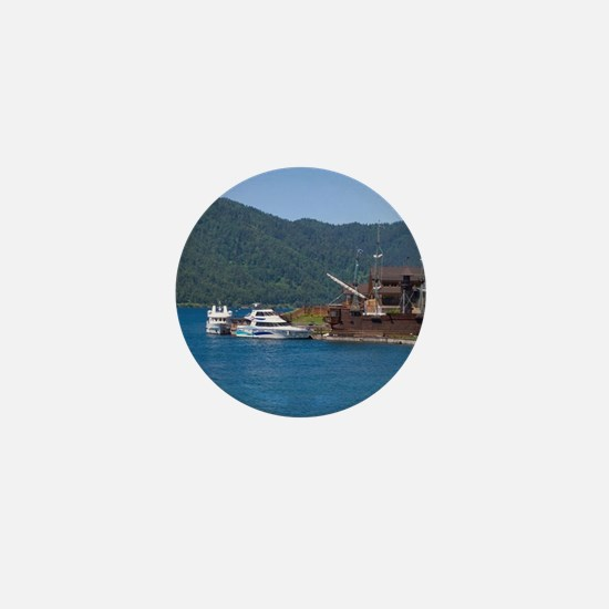 Baikal Legend Hotel with boats at List Mini Button