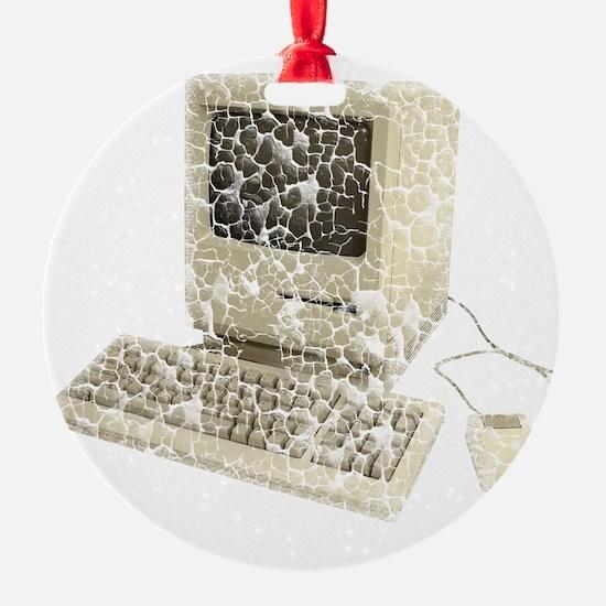 vintage-mac Ornament