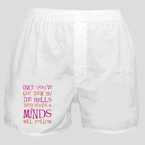 bytheballsdrk Boxer Shorts