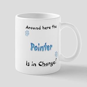Pointer Charge Mug