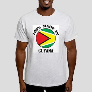 Made In Guyana Light T-Shirt