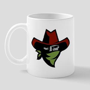 San Antonio Sixshooters Mug