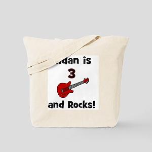 aidanis3androcks Tote Bag