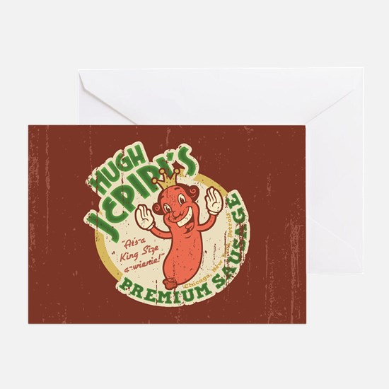 hugh-jepipi2-CRD Greeting Card