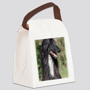 Afghan Hound AA017D-101 Canvas Lunch Bag