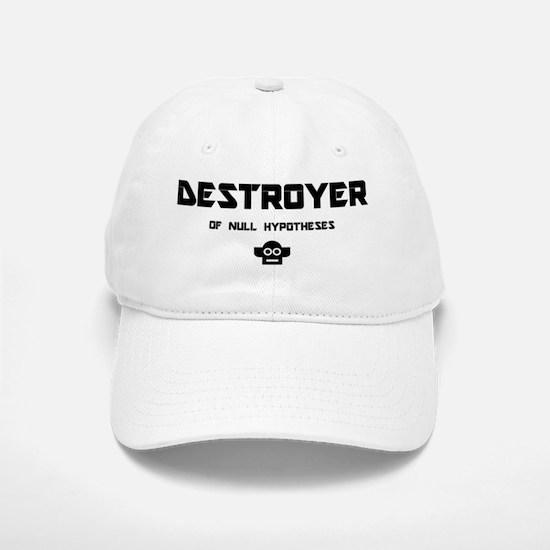 destroyer blk_1 Baseball Baseball Cap