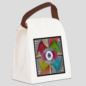 PARAOPTICAL Canvas Lunch Bag