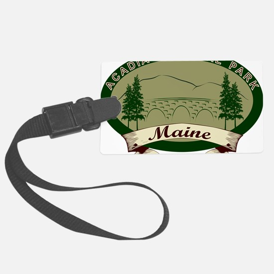 AcadiaBridges Luggage Tag