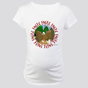 Eagle Scream Maternity T-Shirt