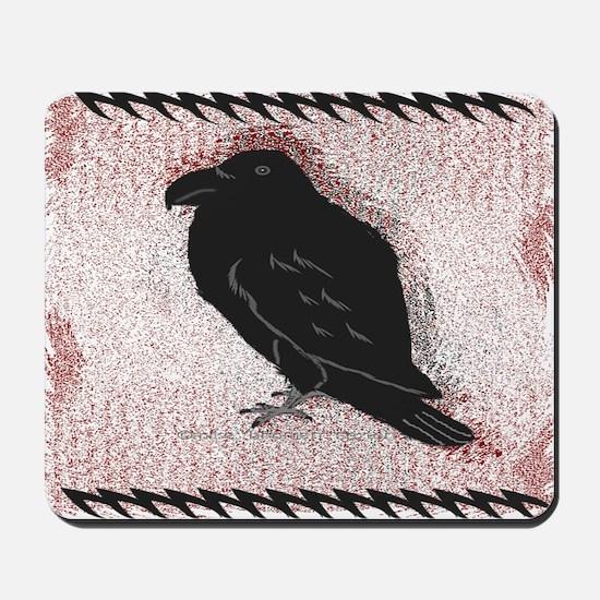 Raven Edge Mousepad