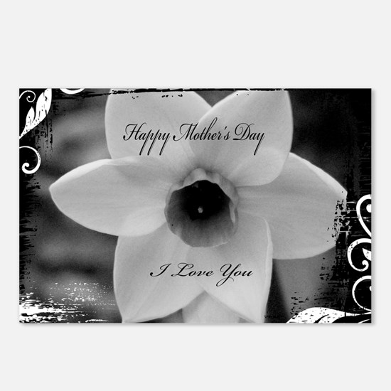 Happy Mothers Day Postcards (Package of 8)