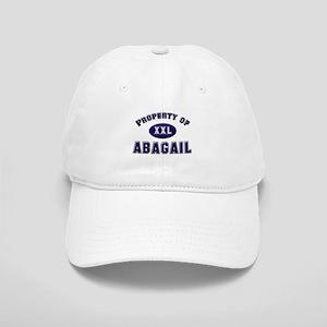 Property of abagail Cap