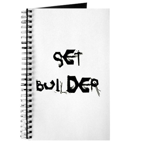 Set Builder Journal