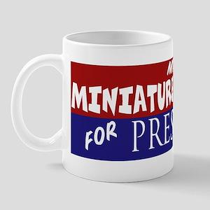 MIN PIN_ELECTION STICKER NEW_ Mug