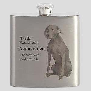 God-WeimLight Flask