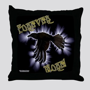 Forever More! Throw Pillow