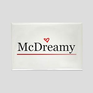 McDreamy Grey's Anatomy Rectangle Magnet