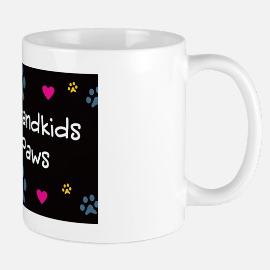 All My Grandkids Have Paws Mug