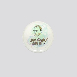 Just Gogh With It Vincent Van Gogh Mini Button