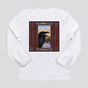 Raven Sunrise Long Sleeve Infant T-Shirt