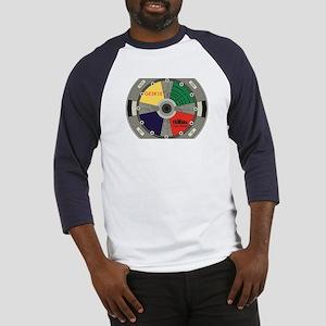 Retro Color Test Pattern Jersey