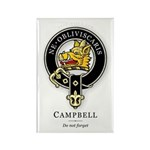 Clan Campbell Rectangle Magnet