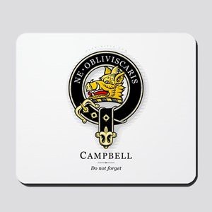 Clan Campbell Mousepad