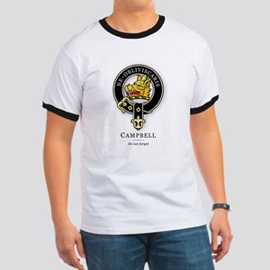 Clan Campbell Ringer T