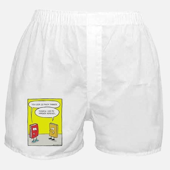 appendixcoloredshrunk Boxer Shorts