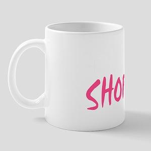 Queen of shopping light Mug