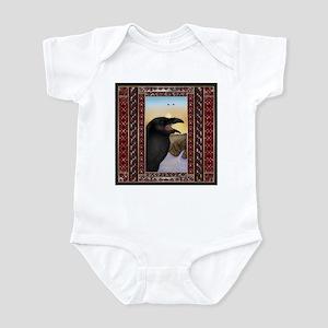 Raven Sunrise Infant Bodysuit