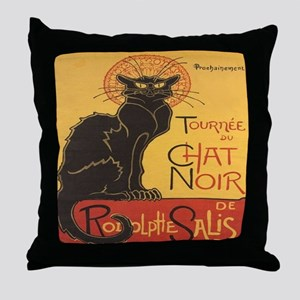 chatbag Throw Pillow