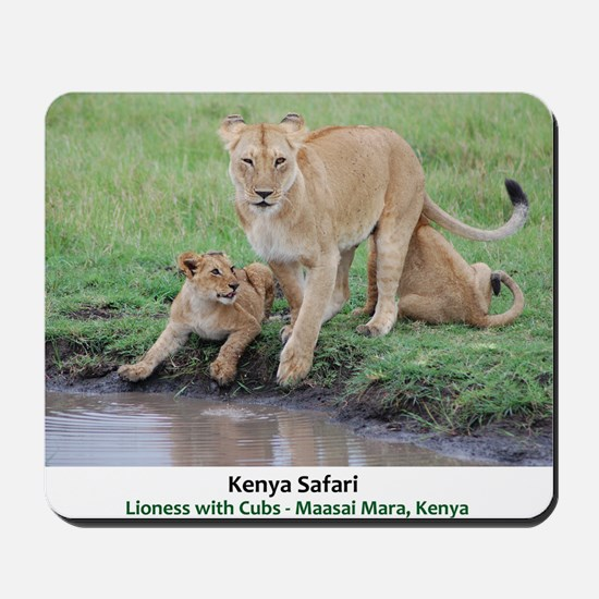 Kenya Cover Mousepad