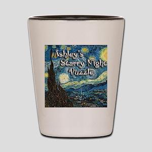 Ashleys Shot Glass