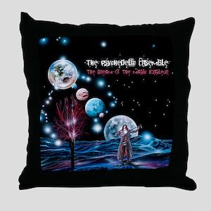 TDOTMJ Throw Pillow