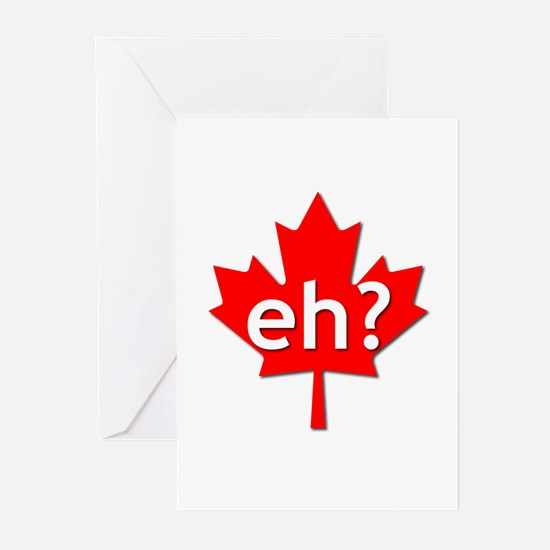 Cute Canadian Greeting Cards (Pk of 10)