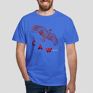Metallic Crow Dark T-Shirt