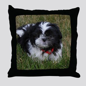 jigsaw002 Throw Pillow
